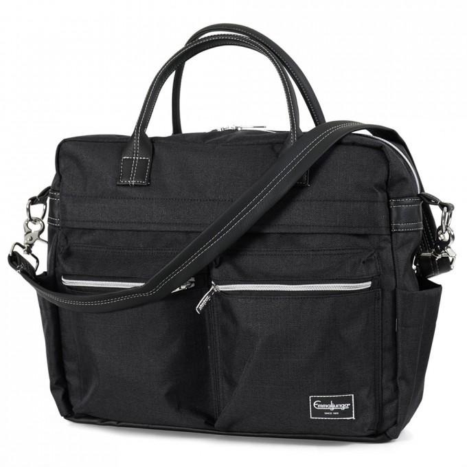 Сумка Changing Bag Travel - Lounge Black