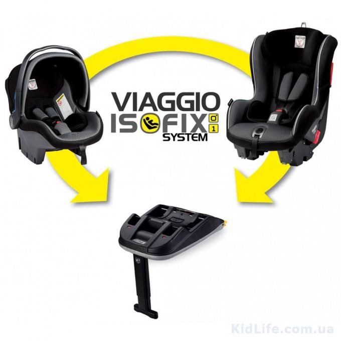 База Peg-Perego Primo Viaggio ISOFIX 0+1