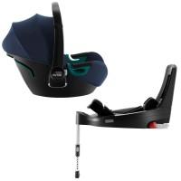 Britax-Romer Baby-Safe iSense автокрісло з базою Flex 40-83 см Indigo Blue