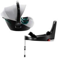 Britax-Romer Baby-Safe iSense автокрісло з базою Flex 40-83 см Nordic grey