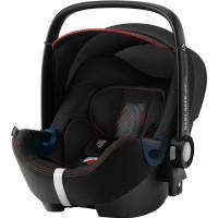 Britax-Romer Baby-Safe2 i-Size автокрісло 40-83 см Cool Flow black