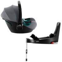 Britax-Romer Baby-Safe3 i-Size автокрісло з  базою 40-83 см Frost grey
