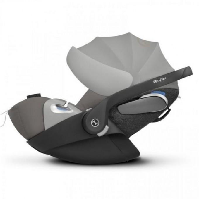 Коляска Cybex Priam 3 в 1 Soho Grey шасі Chrome Brown автокрісло Cloud Z-iSize