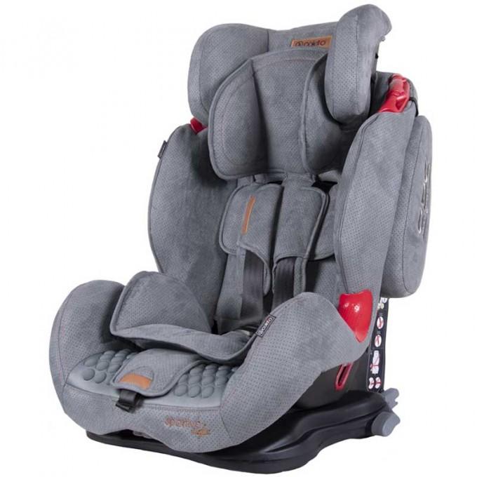 Coletto Sportivo Isofix автокрісло 9-36 кг Grey