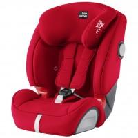 Britax-Romer Evolva 1-2-3 SL SICT автокрісло 9-36 кг Fire red