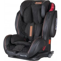 Coletto Sportivo Isofix Only автокрісло 9-36 кг black