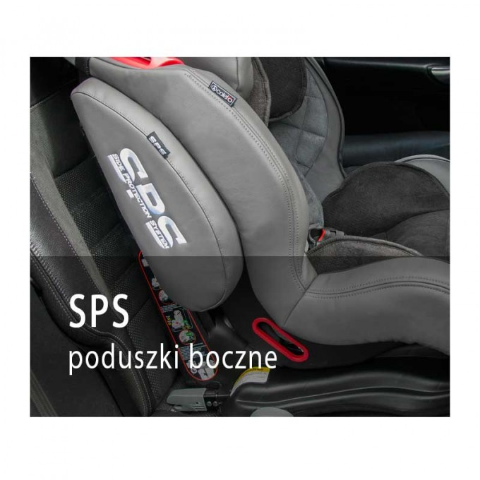 Coletto Sportivo Isofix Only автокрісло 9-36 кг Grey