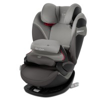 Автокрісло Cybex Pallas S-fix Soho Grey