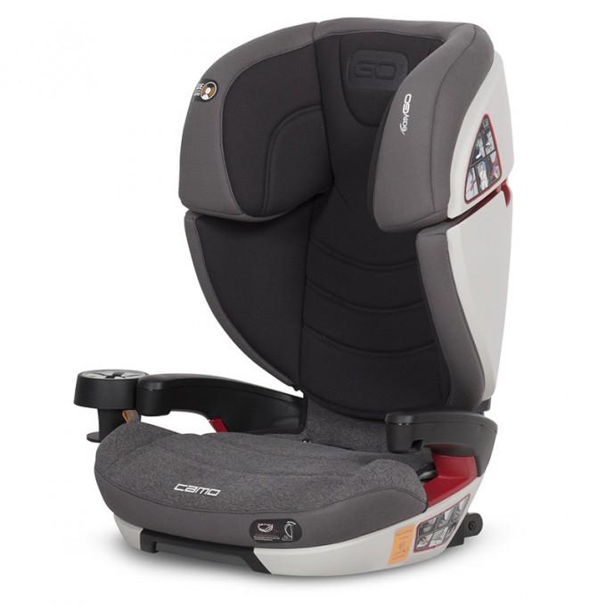 EasyGo Camo автокрісло 15-36 кг carbon
