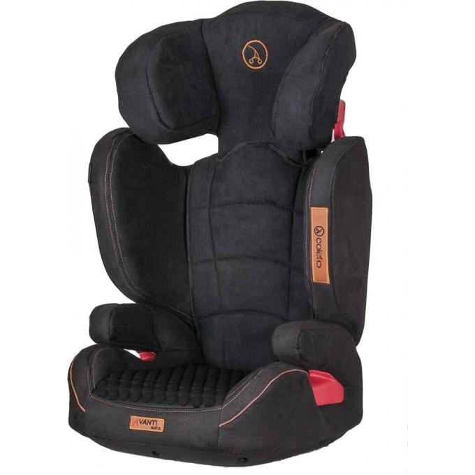 Coletto Avanti Isofix автокрісло 15-36 кг black