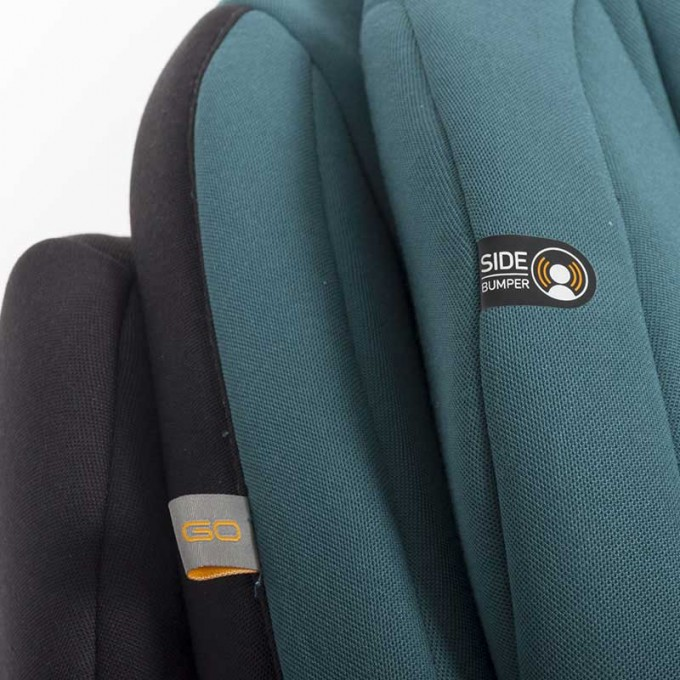 EasyGo Nino автокрісло 9-36 кг Carbon