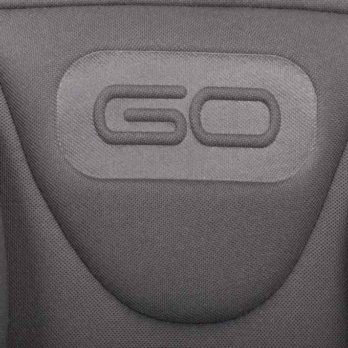 EasyGo Nino Isofix автокрісло 9-36 кг titanium