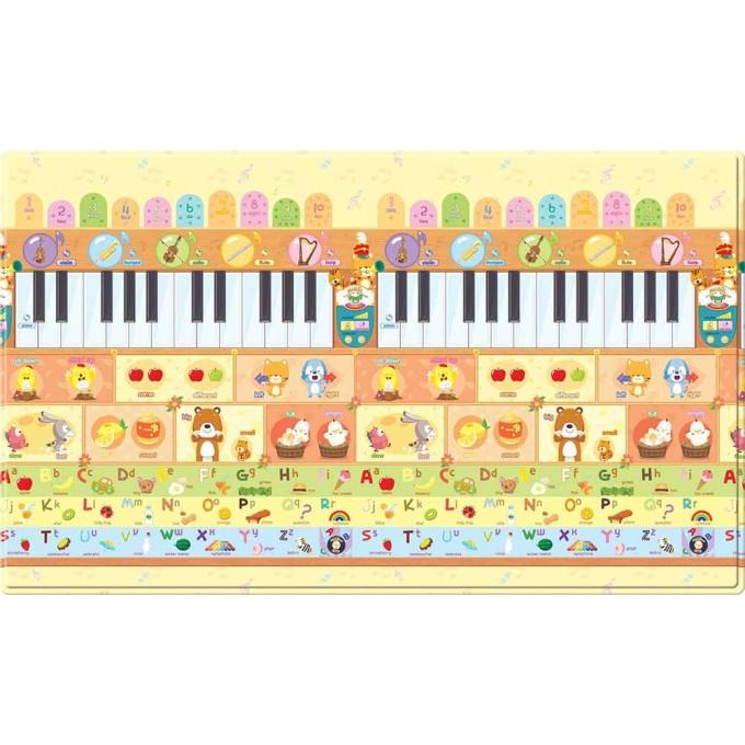 Розвиваючий килимок Dwinguler Music Parade 2300х1400х15 мм