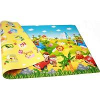 Розвиваючий килимок Dwinguler Safari 1900х1300х15 мм