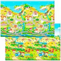 Розвиваючий килимок Babycare Fruit Farm 2100х1400х13 мм