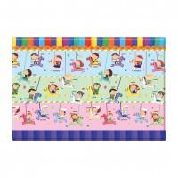 Розвиваючий килимок Babycare Funny Land 1850х1250х12 мм