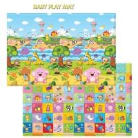 Розвиваючий килимок Babycare Pinco and friends 2100х1400х13 мм