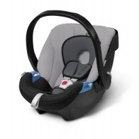 Cybex Aton gray rabbit автокрісло
