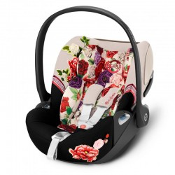 Автокрісло Cybex Cloud Z-iSize Blossom Light