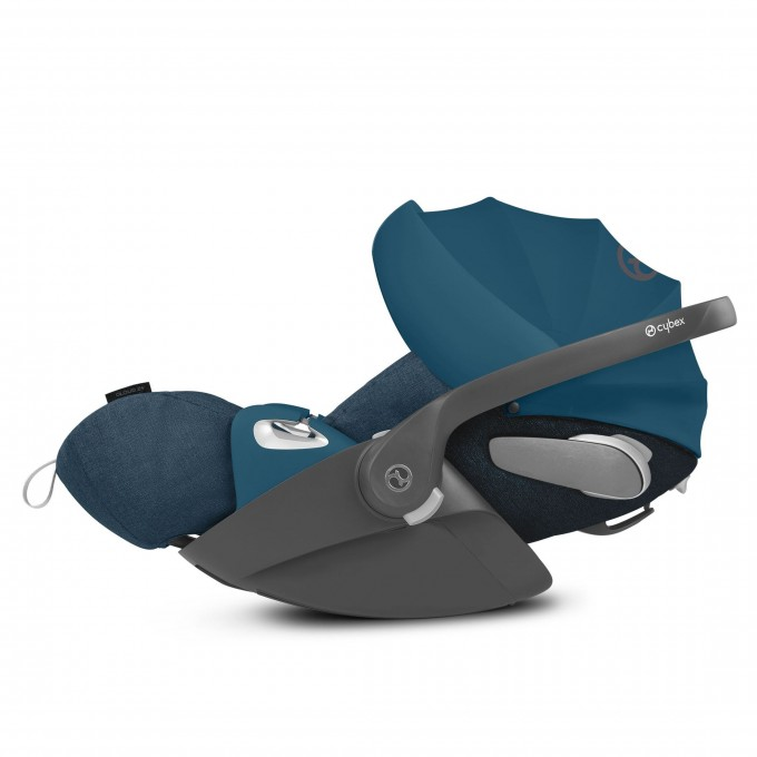 Автокрісло Cybex Cloud Z-iSize Plus Mountain Blue