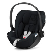 Автокрісло Cybex Cloud Z i-Size Deep Black