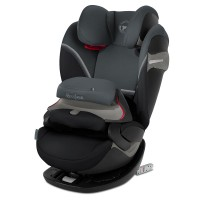 Автокрісло Cybex Pallas S-fix Granite Black