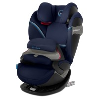 Автокрісло Cybex Pallas S-fix Navy Blue