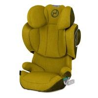 Автокрісло Cybex Solution Z i-Fix Plus Mustard Yellow