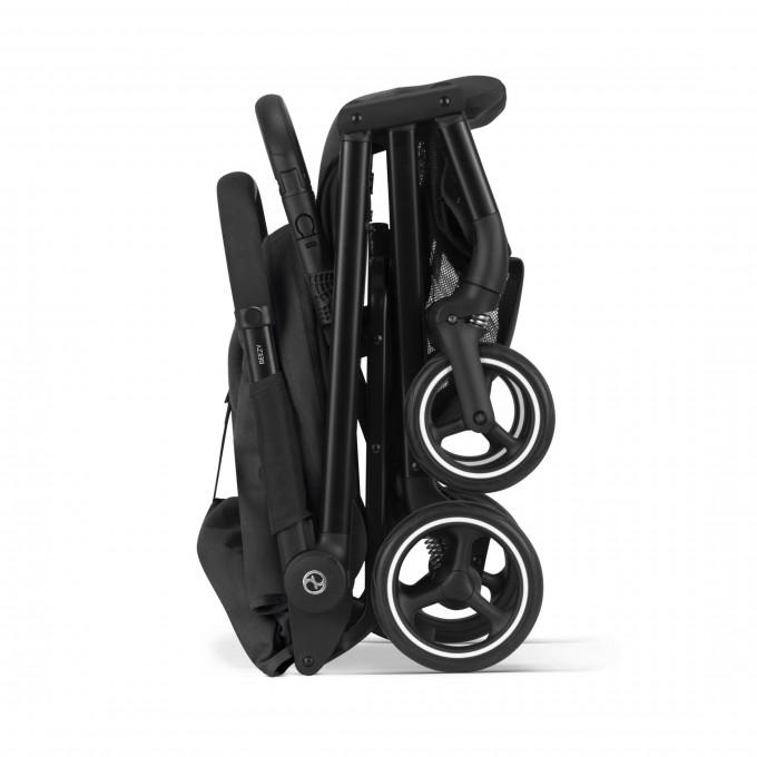 Прогулянкова коляска Cybex Beezy deep black