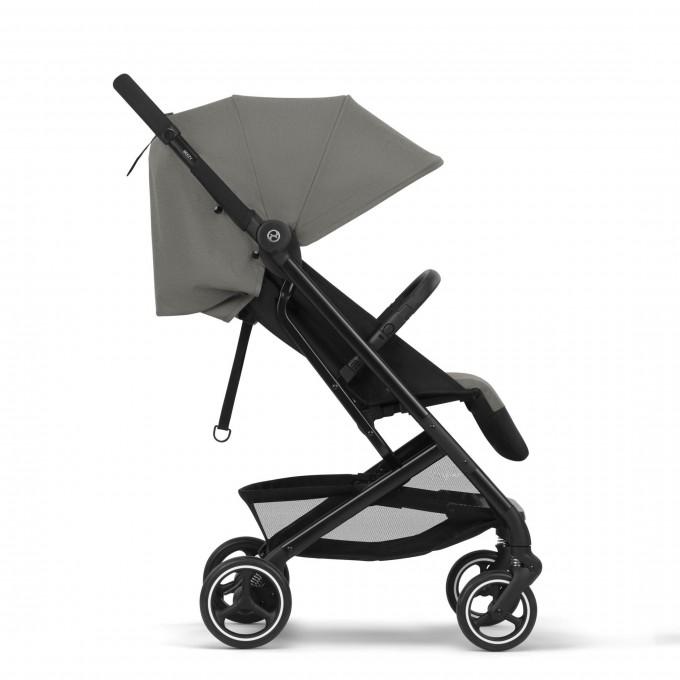 Прогулянкова коляска Cybex Beezy soho grey