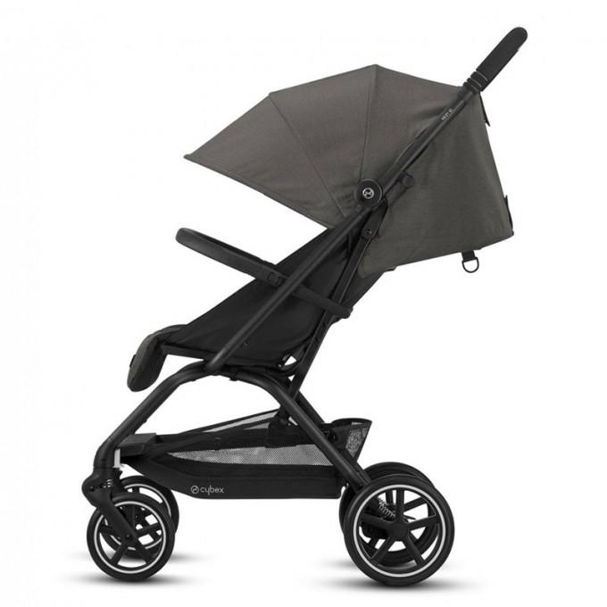 Прогулянкова коляска Cybex Eezy S Plus 2 Soho Grey