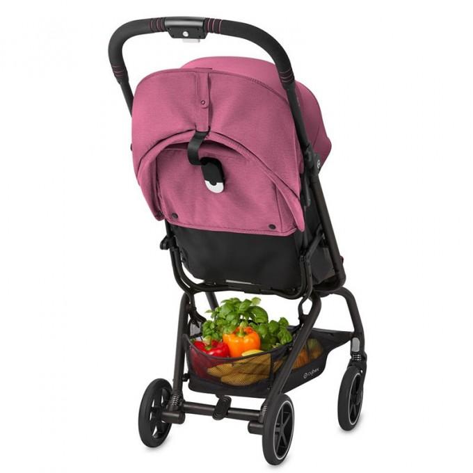 Прогулянкова коляска Cybex Eezy S Plus 2 Magnolia Pink