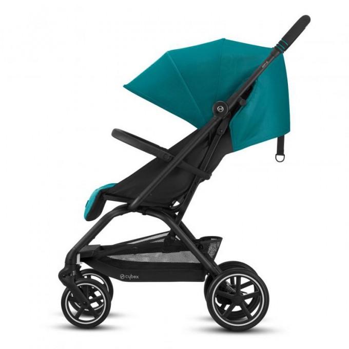 Прогулянкова коляска Cybex Eezy S Plus 2 River Blue