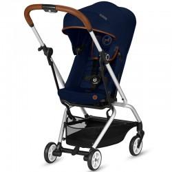 Прогулянкова коляска Cybex Eezy S Twist Denim blue