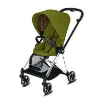 Прогулянкова коляска Cybex Mios Khaki Green шасі Chrome Black
