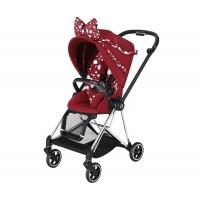 Прогулянкова коляска Cybex Mios Jeremy Scott Petticoat шасі Chrome Black