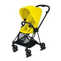 Прогулянкова коляска Cybex Mios Mustard Yellow шасі Matt Black
