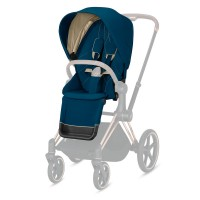 Комплект тканини для Priam Lux Seat mountain blue