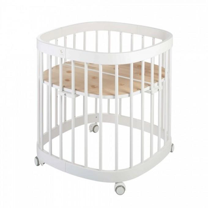 Ліжко Tweeto 7 в 1 white
