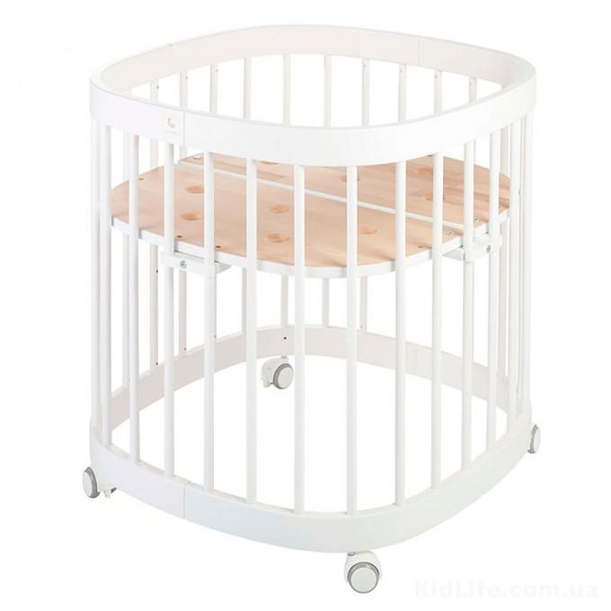 Ліжко-трансформер Tweeto 7 в 1 white