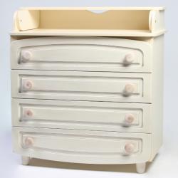 Комод-пеленатор Верес фільонка (колір: патіна)