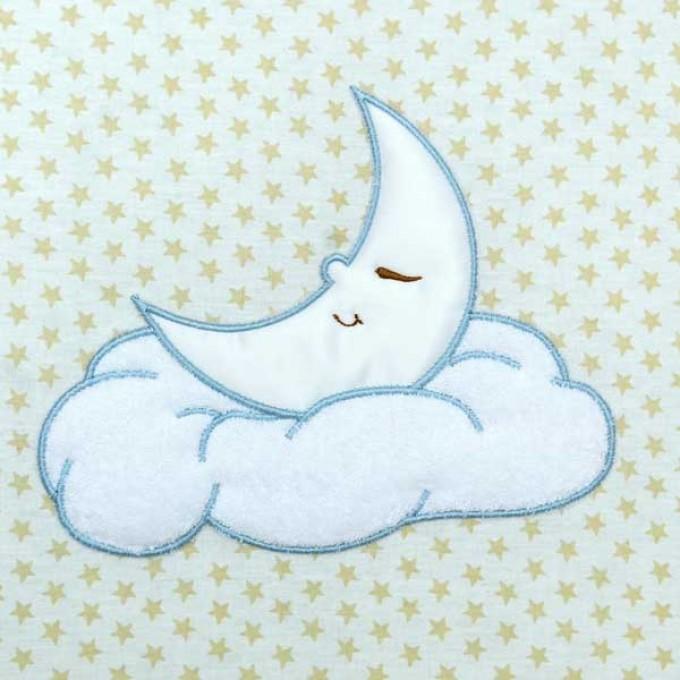 Комплект постільної білизни Верес Sleepyhead blue 6 елементів