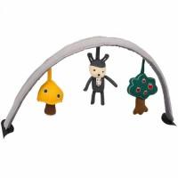 Дуга з іграшками Nuna