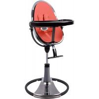 Стільчик для годування Bloom Fresco Titanium вкладка persimmon red