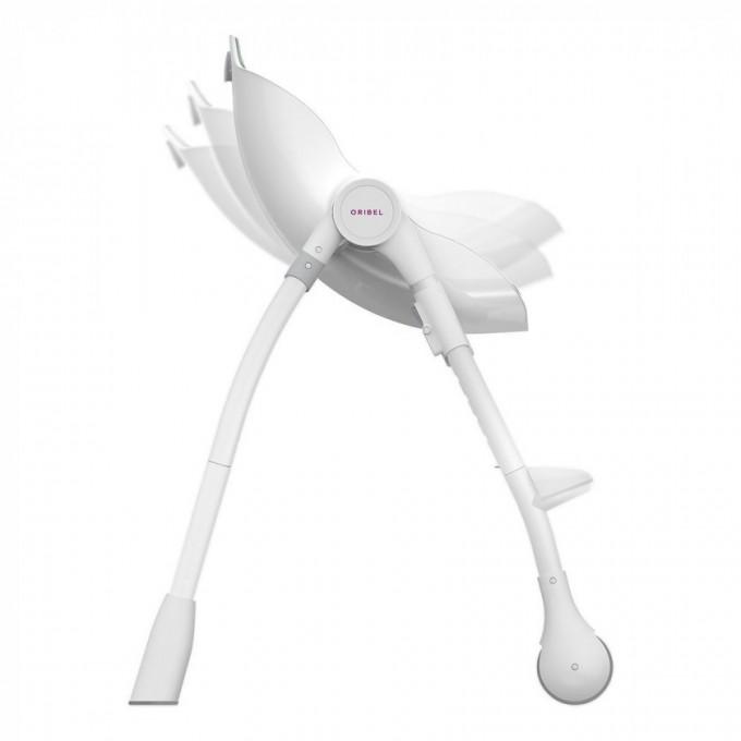 Стільчик для годування Oribel Cocoon блакитний
