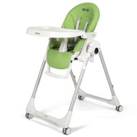 Стільчик для годування Peg-Perego Prima Pappa Follow Me Wonder Green