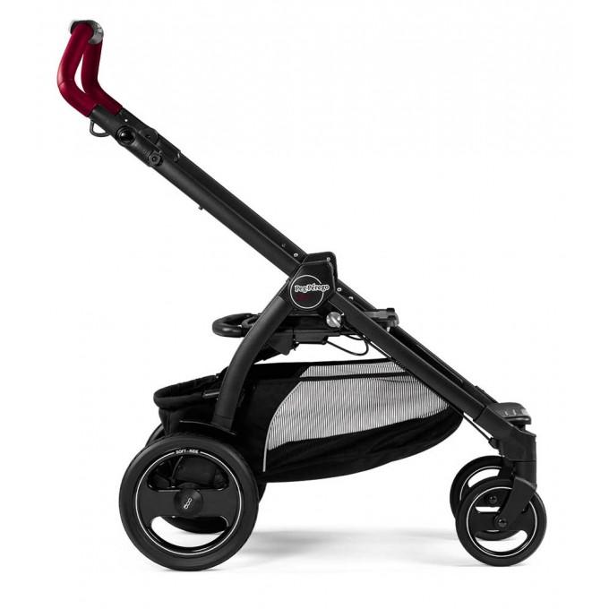 Peg-Perego Book 500 Elite Modular matt black коляска 3 в 1