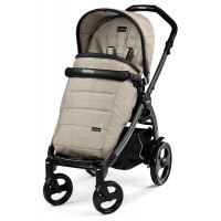 Peg-Perego Pop-Up Luxe Beige Book 51 grey коляска