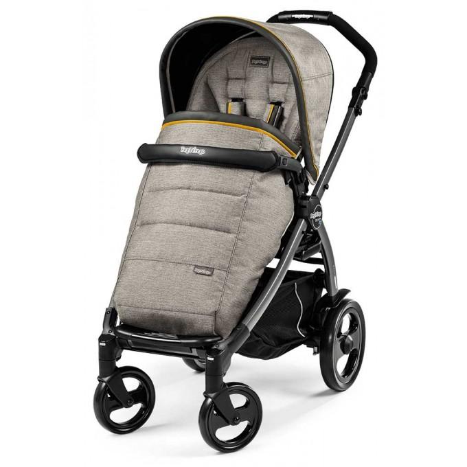 Peg-Perego Elite Luxe Grey Book 51 grey коляска 3 в 1