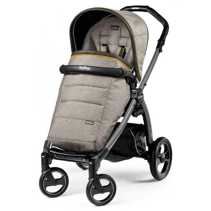 Peg-Perego Elite Luxe Grey Book Plus S коляска 3 в 1